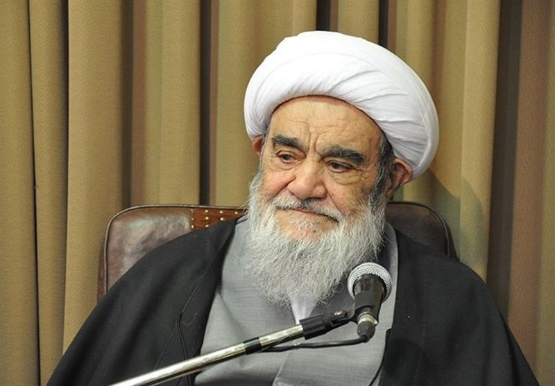 قدردانی آیت الله مظاهری از رئیس مجلس شورای اسلامی