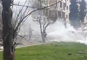 Double Explosions Rock Syria's Northwestern Idlib city (+Video)