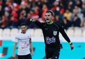 اعلام اسامی داوران هفته بیستوهشتم لیگ دسته اول فوتبال
