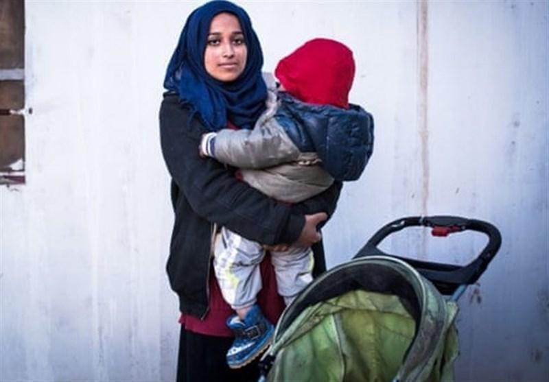 گزارش جالب گاردین از اردوگاه زنان خارجی داعش