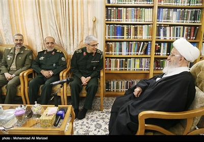 Top Cleric Urges Boost to Iran's Military Power