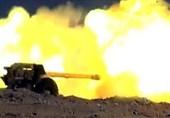 ضربات محکم ارتش سوریه به تجاوزات تروریستها در حومه حماه