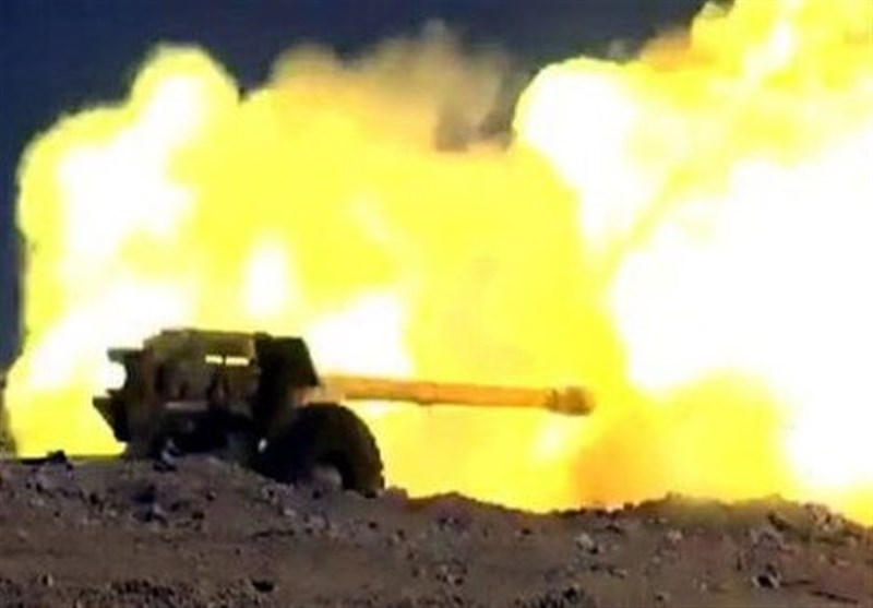 پاسخ ارتش سوریه به تازهترین تجاوزات گروههای تروریستی در حومه حماه