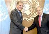 وزیر خارجہ نے سیکرٹری جنرل اقوام متحدہ کو فوری اقدام کے لئے خط لکھ دیا