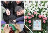 روایت رحلت مادر شهید حادثه تروریستی خاش 5 شب بعد از آسمانی شدن فرزندش