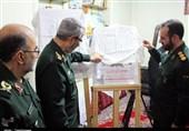 فیلم مستند «نامهای از دمشق» با حضور سردار غیب پرور در سمنان رونمایی شد
