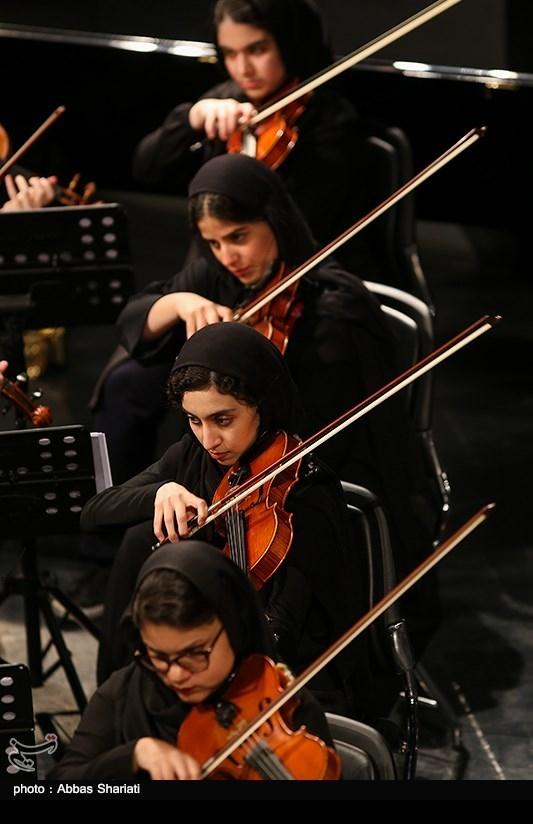 آخرین شب جشنواره موسیقی فجر به روایت عکس