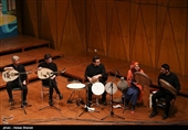 اجرای گروه بربطیان در تالار رودکی