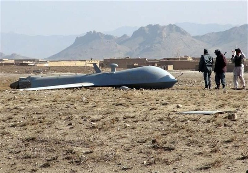 US Drone Shot Down by Taliban in Afghanistan's Farah Province (+Video)