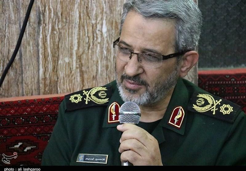 سردار غیبپرور: گروههای جهادی در مناطق مختلف کشور تشکیل میشود