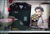 روضهخوانی ابوذر بیوکافی در منزل شهید حججی + فیلم
