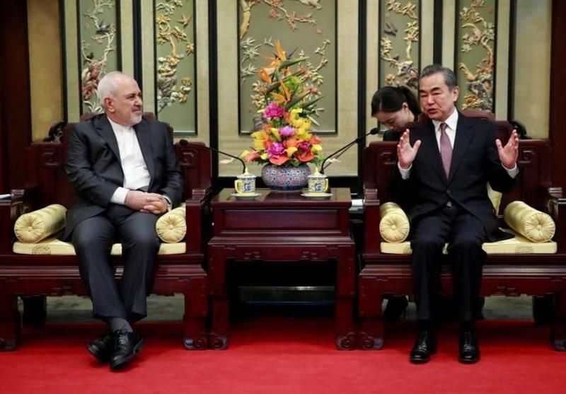 Iran, China Say Determined to Boost Strategic Partnership