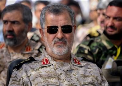 سردار پاکپور در مجاورت محل درگیری آذربایجان و ارمنستان: با کسی تعارف نداریم