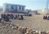 """برگزاری کلاس دانشآموزان محروم """"سورگاه"""" زیرسقف آسمان! + عکس و فیلم"""