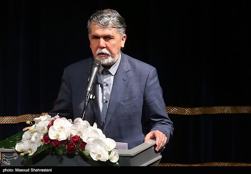 وزیر ارشاد به جشنواره ملی موسیقی جوان پیام داد