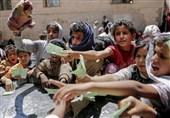 برنامج الغذاء العالمی: نحتاج 570 ملیون دولار بشکل طارئ لإطعام 12 ملیون یمنی