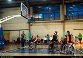 پیروزی ایثار شیمیدر و مخابرات در هفته دوم لیگ برتر بسکتبال با ویلچر