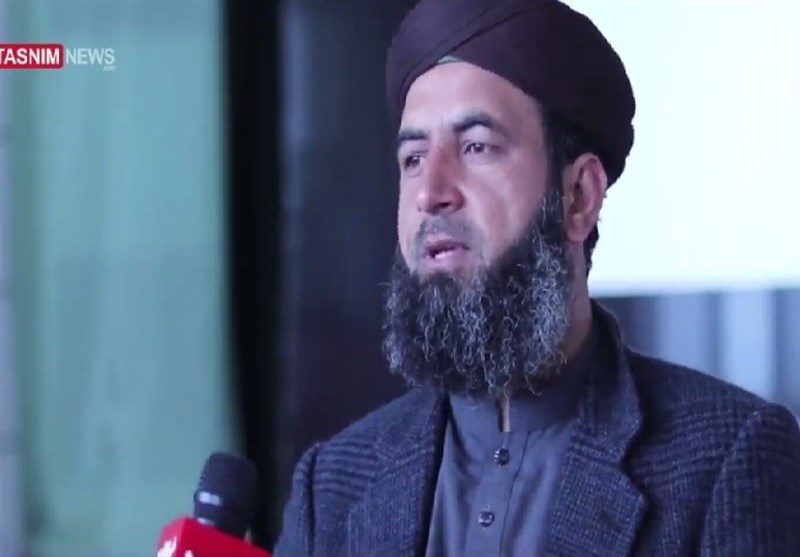 مصاحبه  عالم اهل سنت پاکستانی: آل سعود مجری خواستههای آمریکا و عامل تمام ناامنیهای منطقه است+فیلم