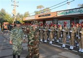 بازدید فرمانده ارتش از تیپ 25 نیرو مخصوص نزاجا