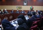 برگزاری نشست شورای راهبردی کمیته ملی المپیک با حضور سلطانیفر