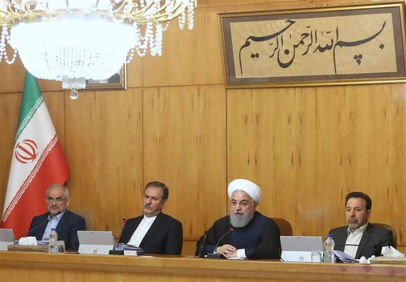 رئیسجمهور: همه باید نسبت به بیانیه رهبرمعظم انقلاب احساس مسئولیت کنند