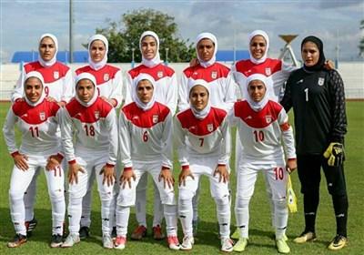 جایگاه فوتبال بانوان ایران در تازهترین ردهبندی فیفا تغییر نکرد