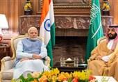 سعودی ولی عہد سے بھارتی وزیراعظم نریندر مودی کی ملاقات