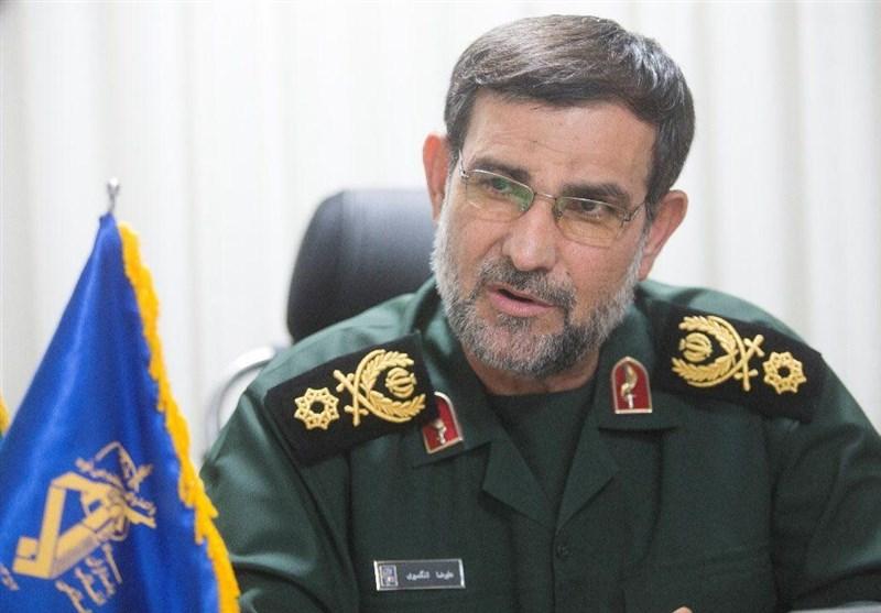سردار تنگسیری: ورود بدون اجازه به مرزهای آبی ایران سرنوشت تلخی در پی خواهد داشت