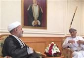 دیدار سفیر ایران با مشاور عالی سلطان قابوس