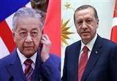 ترک صدر اور ملائیشیاء کے وزیراعظم مارچ میں پاکستان کا دورہ کریں گے