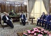 دیدار سفیر ایران با مقام امنیتی کردستان عراق