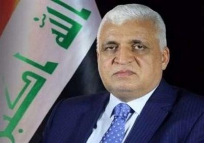 عراق تمجید الفیاض از شهید المهندس/ دستور رئیس حشد شعبی برای شکایت از شبکه هتاک سعودی