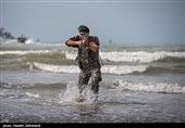 دلاوریهای تکاوران نیروی دریایی در دفاع 34 روزه تاریخ جنگهای جهان بینظیر بود