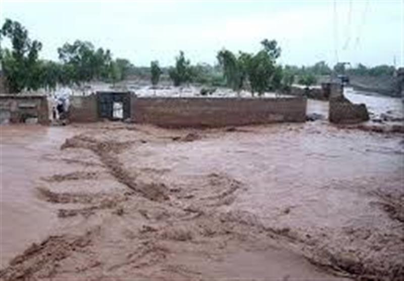 Three Border Guards Killed in Flash Floods in Southeastern Iran