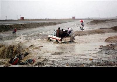 بلوچستان میں بارشوں کے بعد سیلاب