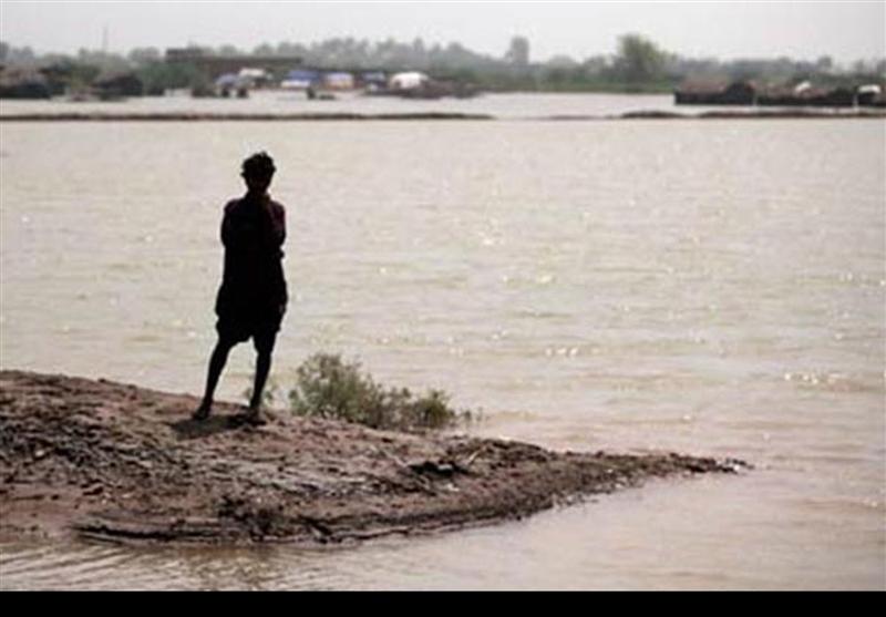 سیلاب شدید مازندران را در بر گرفت؛ محور ساری ـ سمنان تا اطلاع ثانوی مسدود شد
