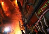 70 کشته در پی آتشسوزی ساختمانی در پایتخت بنگلادش