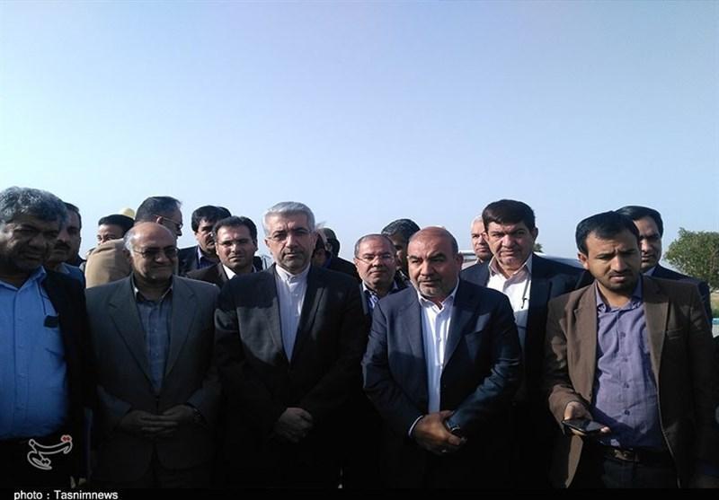 کرمان| پروژه آبرسانی به بخش جبالبارز جیرفت به بهرهبرداری رسید
