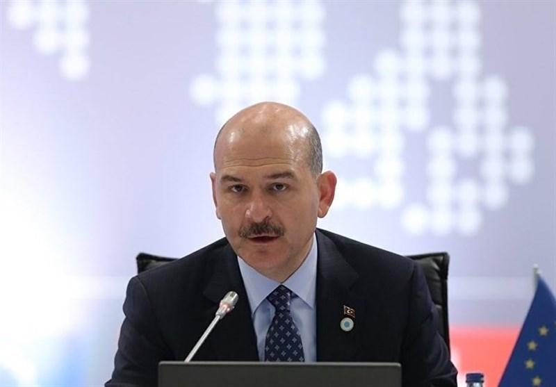 وزیر کشور ترکیه از عملیات مشترک با ایران علیه پ ک ک خبر داد