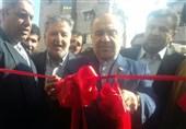 پروژه ورزشی زمین چمن داودآباد اراک با حضور وزیر ورزش افتتاح شد