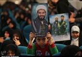 کنگره بینالمللی شهدای روحانی مدافع حرم به روایت تصویر