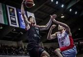 بسکتبال انتخابی جام جهانی| محمد جمشیدی موثرترین بازیکن ایران مقابل ژاپن شد