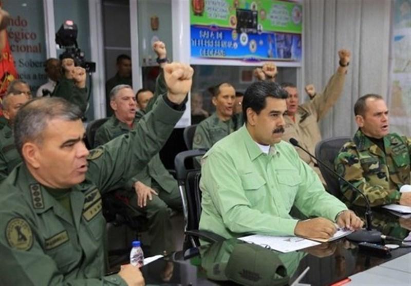 مادورو یعلن إغلاق حدود بلاده مع البرازیل ودراسة الإغلاق مع کولومبیا