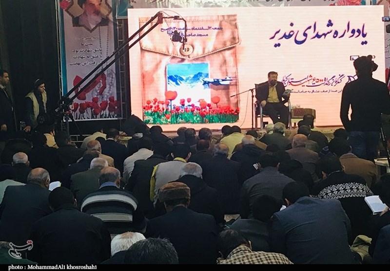 کنگره 6500 شهید کرمان| یادواره شهدای غدیر استان کرمان به روایت تصویر