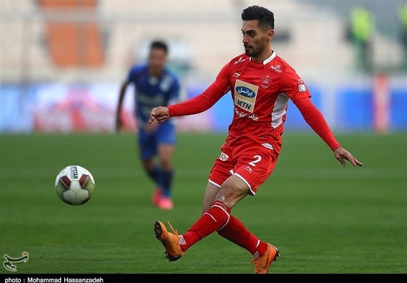 ACL: Omid Alishah Left Out of Persepolis for Match with Al Ahli