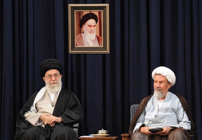 امام خامنهای رحلت آیتالله مؤمن را تسلیت گفتند