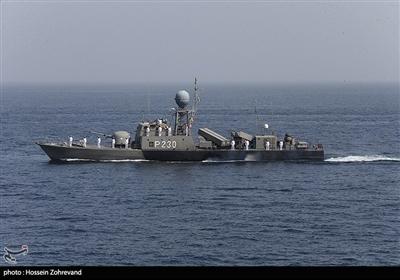 رزمایش امنیت پایدار ۱۴۰۰ ارتش در دریای خزر آغاز شد