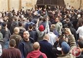 حماس: ملت فلسطین امروز ثابت کرد که مسجدالأقصی خط قرمز است