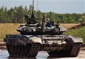 تانکهای موجود در نیروهای مسلح کشورهای آسیای مرکزی