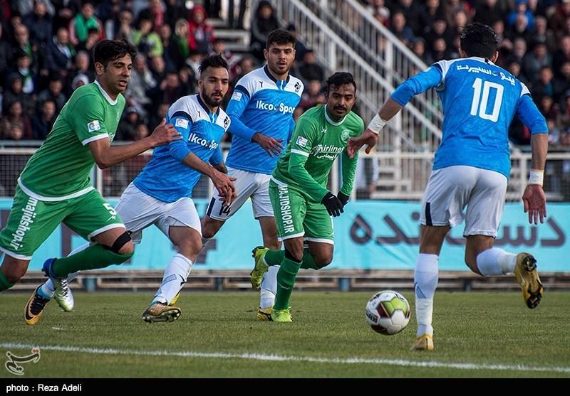 لیگ برتر فوتبال  فرکی به دنبال تکرار خاطرات خوش در اهواز مقابل تیم سابق